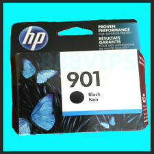GENUINE HP 901  BLACK INK CARTRIDGE CC653AN ORIGINAL OFFICEJET  Fast  Shipping