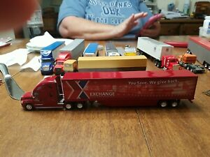 Freightliner Cascadia Sleeper AAFES JOIN THE EXCHANGE FAMILY HO 1/87