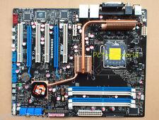 ASUS COMMANDO motherboard Socket LGA 775 DDR2 Intel P965 100% working