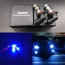 NEW 2x 9006 HB4 10000K Deep Blue Cree Led 100W Headlight Bulbs Kit Fog Light DRL