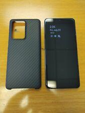 Samsung Galaxy S20 Ultra 5G SM-G988U - 128GB - Cosmic Gray (Verizon) (Single SI…