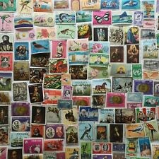 More details for 200 different panama pictorial stamps collection