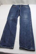 J7554 Wrangler Texas Jeans w34 L34 Blau  Sehr gut