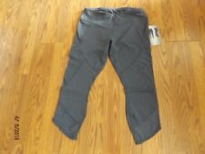 Active Life Capri's/Pants Size: Medium  Blackened Pearl in color, NEW WITH TAGS!