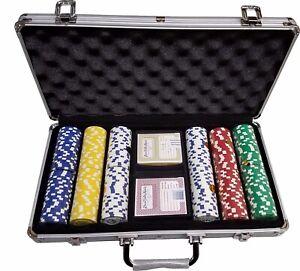 300 Desert Palace Casino 11.5gr Poker Chips Custom Set Choose Denominations *