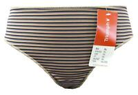 Triumph Brief Microfibre MIN Natural Stripe (v004) Extra Large