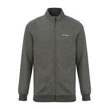 Animal Mens Larma Regular Fit Full Zip Long Sleeve Track Top Jacket M