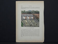 American Farmer, Barn, Farm Equipment c.1880 #24 Iron-Roofed Poultry House