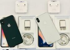 Apple iPhone X 64GB New Silver or Space Gray Unlocked Worldwide/AT&T/T-Mobile