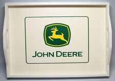 JOHN DEER SERVING TRAY 16x12 WOODEN TRAY JD LICENSED - NEW - MIB