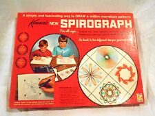 Vintage 1967 Kenner Spirograph-Original Box