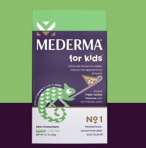 Mederma For Kids Skin Scar Removal Protectant Gel Triple Action Formula 0.7oz
