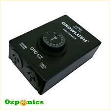 THERMAL CONTROLLER GROWLUSH FOR HYDROPONICS ODOR CONTROLLING SYSTEM GROW TNET