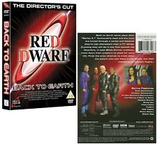 RED DWARF (2009): BACK TO EARTH (TV Series 9) - Director's Cut - R2/4 DVD not US