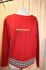 Damen-Pullover & -Strickware aus Wolle mit Norweger-Muster
