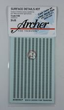 Archer O-Scale (1/48) 6 inch wide Louvers AR88037