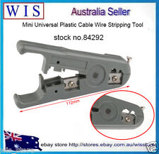 Universal Rotary Coax Coaxial UTP/STP Cable Wire Cutter Stripping Tool Stripper