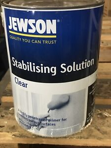Jewson Stabilising Solution Clear 5 Litres £20 Free Delivery