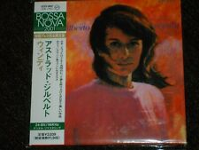 Astrud Gilberto ‎Windy Japan Mini LP