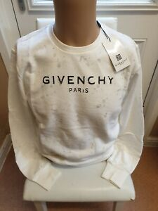 MENS GIVENCHY SWEATSHIRT SIZE XL 44 INCH CHEST