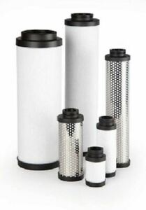 E3-24S-08 Replacement Filter Element for Hankison , 0.01 Micron Particulate / 0.