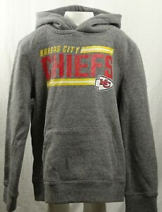 Kansas City Cheifs NFL Fanatics Youth's Pullover Hoodie