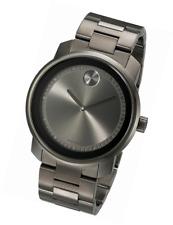 Movado Men's 3600259 Bold Analog Display Swiss Quartz Grey Watch