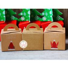 Fashion Kraft Paper Box Christmas Eve Apple Box Bake West Point Boxes CHIC