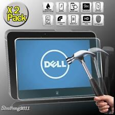 """2 Pack Tempered Glass Screen Protector For Dell XPS 10 10.1"""" inch Tablet"""