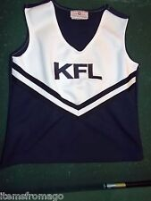 Teamwork Athletic Apparel KFL Cheerleading UNIFORM TOP - 32""