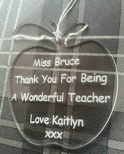Handmade Acrylic Personalised Decorative Plaques & Signs