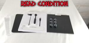 READ CONDITION Beats by Dr. Dre urBeats3 Lighting In Ear Headphones MU992LL/A