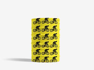 CYCLIST SNOOD BANDANA BALACLAVA FACE COVERING MASK SCARF MULTI USE MORF HAT