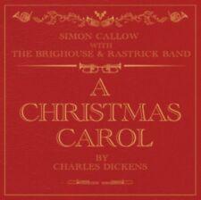 Simon Callow The Brighouse And Rastrick Brass Band - A Christmas Carol NEW CD