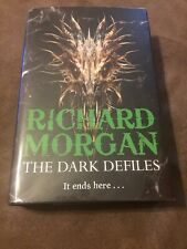 New ListingThe Dark Defiles by Richard K Morgan Autographed Signed Hardcover Book