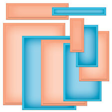 Spellbinders Nestabilities Die ~ A2 MATTING BASICS B ~ S5-132