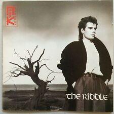 Nik Kershaw - The Riddle - CD Original 80s Japanese Pressing DMCA 106 - 2 515952