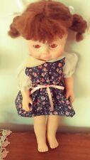 "VINTAGE Eegee doll softtina 1960,s 16"""