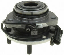 Wheel Bearing and Hub Assembly-R-Line Front Raybestos 713124