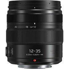 Panasonic LUMIX G X Vario 12-35mm F/2.8 II OIS Aspherical AF Lens- Black