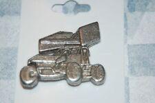Sprint car charm Racing Jewelry hat pin WOO Tracey's Racing Jewelry