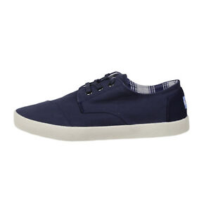 Toms Men's Paseo Casual 10002948 Shoes Navy