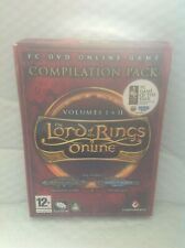 LORD OF THE RINGS Online Compilation 1-2  Vol 1 and 2 Shadows Angmar Mines Moria