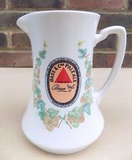 BESWICK Bass & Co Pale Ale Advertising Water Jug
