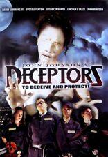 John Johnson's Deceptors (New Sealed DVD 2008 FS) OOP HORROR  **Free Shipping!