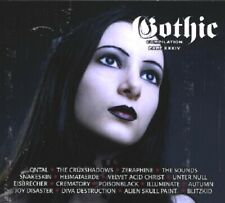 GOTHIC COMPILATION 34 - 2CD (The Crüxshadows, Eisbrecher, Qntal, Noisuf-X ...)