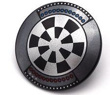 Lego New Black Minifigure Shield Round Rounded Dart Board Dejarik Hologame Board