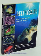 Reef Secrets by Alf Jacob Nilsen & Svein A. FossÃ… [Marine Aquariums] Nf Hc 80897