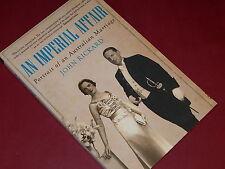 AN IMPERIAL AFFAIR: Portrait of an Australian Marriage - John Rickard