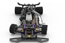 Motonica P81 RS2 1/8 RC Nitro On-road 4WD Racing Car KIt without Engine and Tire